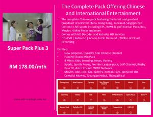 Astro Package - SuperPack Plus 3 Detail