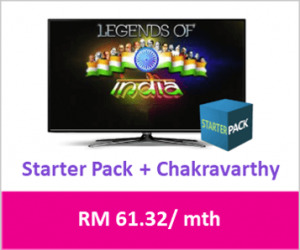 Astro Starter Pack Chakravarthy