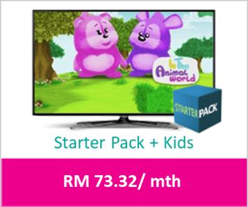 Astro Package Starter Pack Kids