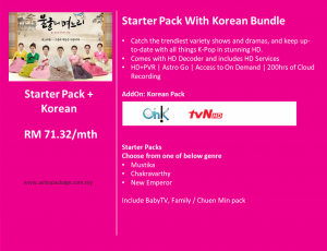 Astro Starter Pack Korean Detail