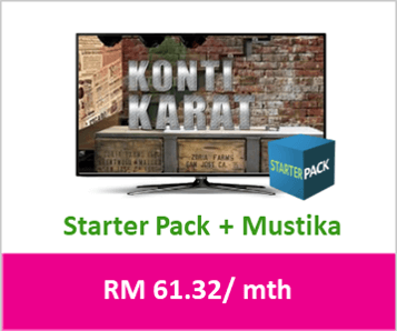Astro Starter Pack Mustika