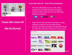 Astro Chuen Min Extra package