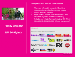 Astro Family Extra package