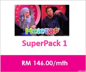Astro Superpack 1