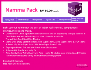 Astro Value Pack - Namma Pack
