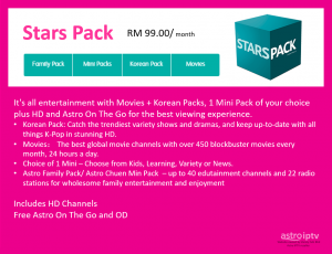 Astro Value Pack - Stars Pack