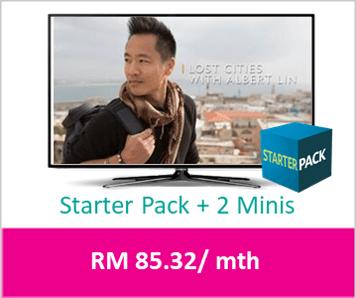 Starter Pack 2 Minis